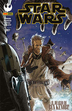 Copertina PANINI COMICS BEST SELLER n.14 - STAR WARS 7 - Ristampa, PANINI COMICS