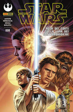 Copertina PANINI COMICS BEST SELLER n.15 - STAR WARS 8 - Ristampa, PANINI COMICS