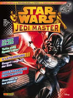 Copertina PANINI LEGENDS n.3 - STAR WARS JEDI MASTER 3, PANINI COMICS