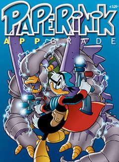 Copertina PAPERINIK APPGRADE n.20 - PAPERINIK APPGRADE, PANINI COMICS