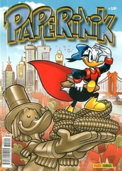 Copertina PAPERINIK APPGRADE n.60 - PAPERINIK 9, PANINI COMICS