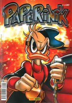 Copertina PAPERINIK APPGRADE n.71 - PAPERINIK, PANINI COMICS
