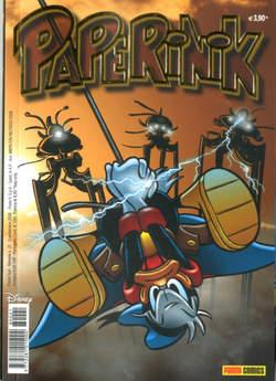 Copertina PAPERINIK APPGRADE n.72 - PAPERINIK, PANINI COMICS