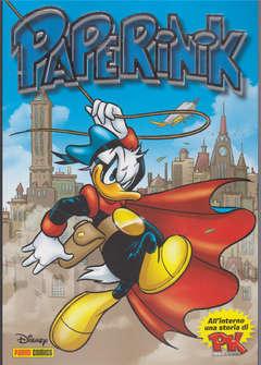 Copertina PAPERINIK APPGRADE n.90 - PAPERINIK 39, PANINI COMICS