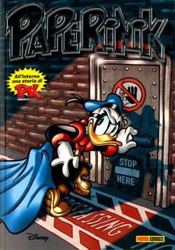 Copertina PAPERINIK APPGRADE n.96 - PAPERINIK , PANINI COMICS