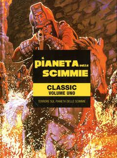 Copertina PIANETA DELLE SCIMMIE n.1 - IL PIANETA DELLE SCIMMIE CLASSIC, PANINI COMICS