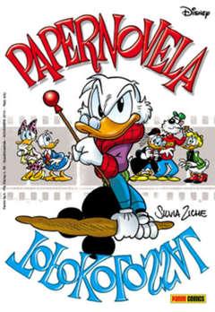 Copertina PIUDISNEY n.59 - PAPERNOVELA VS TOPOKOLOSSAL, PANINI COMICS