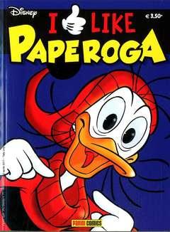 Copertina PIUDISNEY n.71 - I LIKE PAPEROGA, PANINI COMICS
