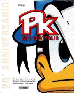 Copertina PK ART PORTFOLIO n. - PK ART PORTFOLIO , PANINI COMICS