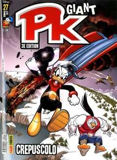 Copertina PK GIANT n.27 - Crepuscolo, PANINI COMICS