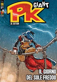 Copertina PK GIANT n.6 - 3K EDITION, PANINI COMICS