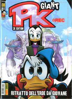 Copertina PK GIANT n.8 - 3K EDITION, PANINI COMICS