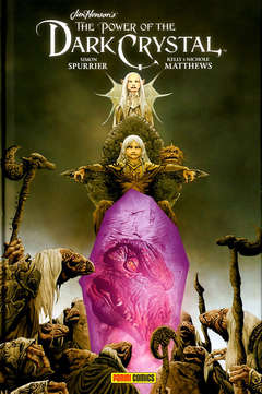 Copertina POWER OF THE DARK CRYSTAL n.1 - THE POWER OF THE DARK CRYSTAL, PANINI COMICS