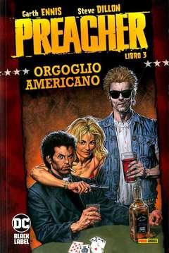 Copertina PREACHER n.3 - ORGOGLIO AMERICANO, PANINI COMICS