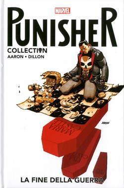 Copertina PUNISHER COLLECTION n.3 - PUNISHER MAX 2 (m2)-LA FINE DELLA GUERRA, PANINI COMICS