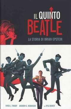 Copertina QUINTO BEATLE n.0 - IL QUINTO BEATLE, PANINI COMICS