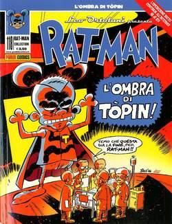 Copertina RAT-MAN COLLECTION n.118 - RAT-MAN COLLECTION , PANINI COMICS