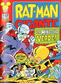 Copertina RAT-MAN GIGANTE n.2 - RAT-MAN GIGANTE, PANINI COMICS