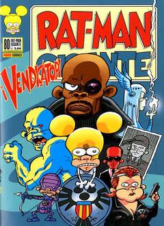 Copertina RAT-MAN GIGANTE n.80 - RAT-MAN GIGANTE, PANINI COMICS