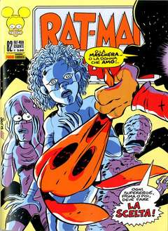Copertina RAT-MAN GIGANTE n.82 - RAT-MAN GIGANTE, PANINI COMICS
