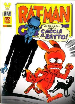 Copertina RAT-MAN GIGANTE n.87 - RAT-MAN GIGANTE, PANINI COMICS