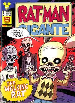 Copertina RAT-MAN GIGANTE n.91 - RAT-MAN GIGANTE, PANINI COMICS