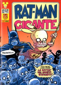 Copertina RAT-MAN GIGANTE n.92 - RAT-MAN GIGANTE, PANINI COMICS