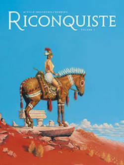 Copertina RICONQUISTE 100% PANINI COMICS n.1 - RICONQUISTE, PANINI COMICS