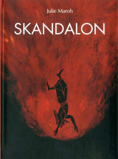 Copertina SKANDALON n. - SKANDALON, PANINI COMICS