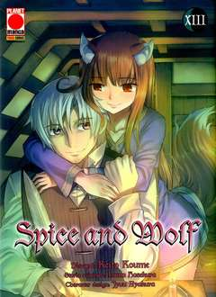 Copertina SPICE AND WOLF n.13 - SPICE AND WOLF, PANINI COMICS