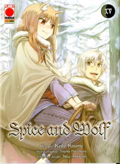 Copertina SPICE AND WOLF (m16) n.15 - SPICE AND WOLF, PANINI COMICS