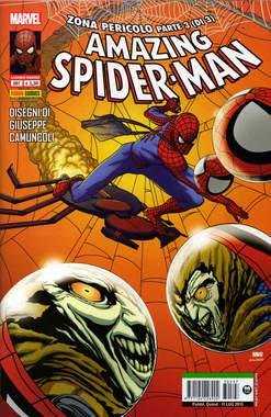Copertina SPIDER-MAN n.597 - AMAZING SPIDER-MAN 15, PANINI COMICS