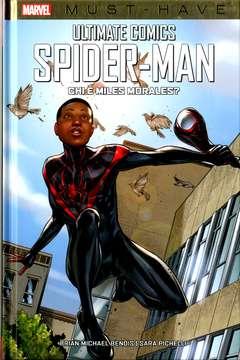 Copertina SPIDER-MAN CHI E' MILES... n. - CHI E' MILES MORALES?, PANINI COMICS