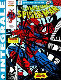 Copertina SPIDER-MAN DI TODD MCFARLANE n.6 - SPIDER-MAN DI TODD MCFARLANE, PANINI COMICS