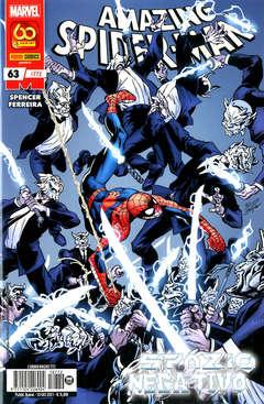 Copertina SPIDER-MAN (ex L'UOMO RAGNO) n.772 - AMAZING SPIDER-MAN 63, PANINI COMICS