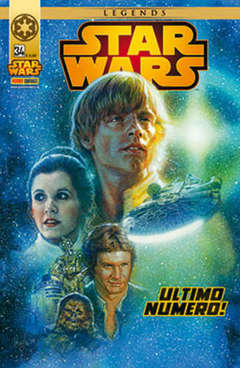 Copertina STAR WARS n.34 - PANINI ACTION 34, PANINI COMICS
