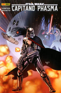 Copertina STAR WARS CAPITANO PHASMA n. - CAPITANO PHASMA, PANINI COMICS