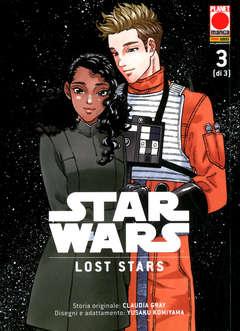 Copertina STAR WARS LOST STARS (m3) n.3 - MANGA SOUND 42, PANINI COMICS