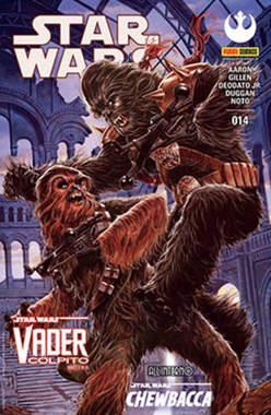 Copertina STAR WARS Nuova Serie n.14 - STAR WARS, PANINI COMICS