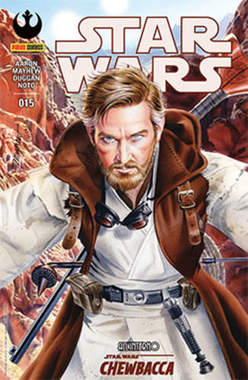 Copertina STAR WARS Nuova Serie n.15 - STAR WARS, PANINI COMICS