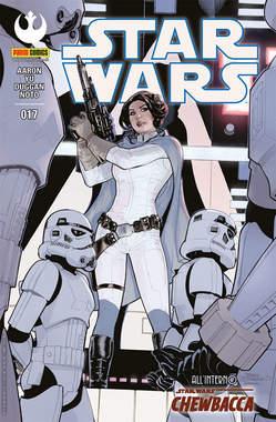 Copertina STAR WARS Nuova Serie n.17 - STAR WARS, PANINI COMICS