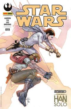 Copertina STAR WARS Nuova Serie n.19 - STAR WARS, PANINI COMICS
