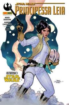 Copertina STAR WARS Nuova Serie #2 Var. n.0 - STAR WARS - Cover B, PANINI COMICS