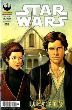 Copertina STAR WARS Nuova Serie n.59 - STAR WARS, PANINI COMICS