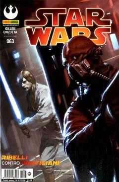 Copertina STAR WARS Nuova Serie n.63 - STAR WARS, PANINI COMICS
