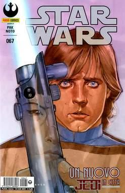 Copertina STAR WARS Nuova Serie n.67 - STAR WARS, PANINI COMICS