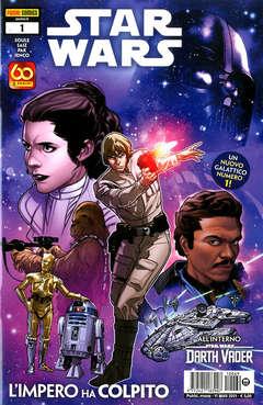 Copertina STAR WARS Nuova Serie n.69 - STAR WARS 1, PANINI COMICS