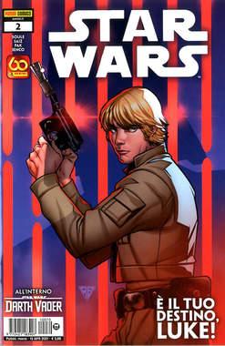 Copertina STAR WARS Nuova Serie n.70 - STAR WARS 2, PANINI COMICS