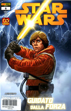 Copertina STAR WARS Nuova Serie n.74 - STAR WARS 6, PANINI COMICS