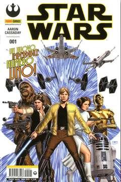Copertina STAR WARS Nuova Serie n.1 - STAR WARS, PANINI COMICS